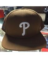 Philadelphia Phillies MLB 47 Forty Seven Brand Carhartt Tan Snap Back Cap - $24.49