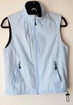 New Balance Zip Front Vest Women's Small Light ... - $14.84
