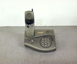 Vtech 2651 Expandable Cordless Phone System For Parts Not Working - $20.00