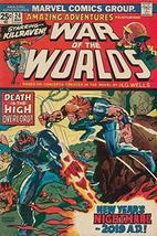 Amazing Adventures 24 War of the Worlds [Paperback] [Jan 01, 1973] Marvel Comics - $5.87