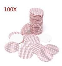 58mm Pressure Sensitive Foam Liner Safety Tamper Seals for Jar Lid X 100 - $12.47