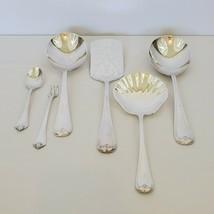 Oneida / Gorham Silver Plate Serving Utensils  - $59.35