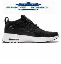 New Nike Women's Air Max Thea ULTRA FLYKNIT PINNACLE Shoes Black 881174-001 - $79.99