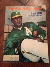 SPORTS ILLUSTRATED Magazine March 1972 VIDA BLUE Vintage MINT 70s Issue ... - $7.91
