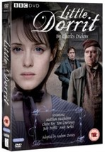 Little Dorrit Complete Series BBC 2008 DVD New *REGION 2 PLEASE READ LIS... - $21.95