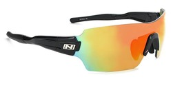 Optic nerve Vapor - Ultimate Triple Lens Unisex Cycle Sunglasses with Cases - $120.08