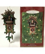Time For Joy Musical Cuckoo Clock Hallmark Keepsake Ornament Music 2000 ... - $27.86