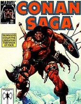 Conan Saga Magazine (1987 series) #56 [Comic] Marvel - $6.85