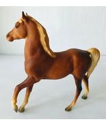Breyer #3055 Classic Arabian Family Stallion Dark Red Sorrel 1973-1991  - $17.41