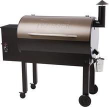Traeger Grills TFB65LZBC Texas Elite 34 Wood Pellet Grill & Smoker, (Grill) - $977.27