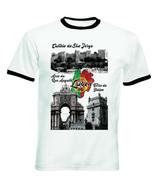 LISBON PORTUGAL - NEW BLACK RINGER COTTON TSHIRT - $19.53