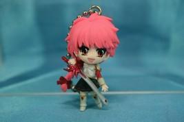 Bandai Clamp Magic Knight of Rayearth Gashapon Figure Keychain Hikaru Sh... - $24.99