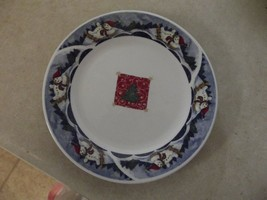 Oneida Snow Valley salad  plate (D) 2 available - $3.91