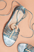 Anthropologie Farylrobin Biloxi Gladiator Sandals $128 Sz 7.5 - NWOB - $49.99