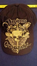 Pirates of the Caribbean Baseball Adult Hat Disney Parks NEW - $24.94