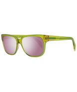 Diesel Unisex Sunglasses Green DL0074 98U 55 - $118.50