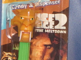 Diego the Saber Tooth Tiger Candy Dispenser by PEZ.  - $7.00