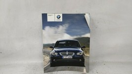 2008 Bmw 535i Owners Manual 100467 - $61.57