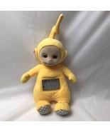 """Teletubbies Lullaby Laa Laa Musical Light Up Plush 10"""" Yellow Laalaa - $14.84"""