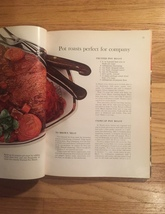 Vintage 1970 Better Homes and Gardens Meat Cook Book- hardcover image 5