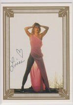 Linnea Quigley Signed Autographed 1991 Scream Queens Trading Card - $14.99