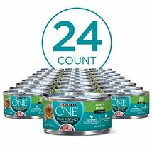 Premium Purina ONE True Instinct Recipes Wet Cat Food - (24) 3 oz. Cans,... - $28.04
