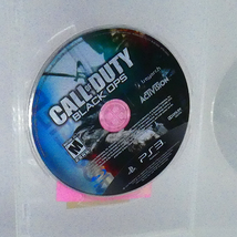 Call of Duty: Black Ops (Sony PlayStation 3, 2010) Disc Only - $9.65