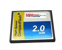 MemoryMasters 2GB Memory Card for Canon EOS 300D Compact Flash CF (Parts... - $9.26