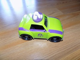 Fisher Price Imaginext Batman The Joker Green Purple Toy Car Vehicle GUC - $15.00