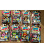 Lot Of 8 New & Sealed~Lock Stars Series 1 And 2 Surprises Inside By Hasbro - $29.69