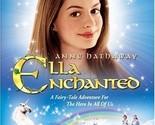 DVD Ella Enchanted Movie