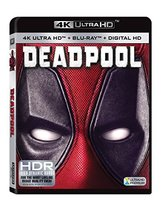 Deadpool (4K Ultra HD+Blu-ray)