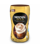 Nescafe CAPPUCCINO Extra Creamy Can -18 servings From Germany-FREE SHIPPING - $14.84