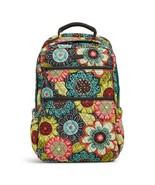 Vera Bradley Tech Backpack in Flower Shower - $88.00