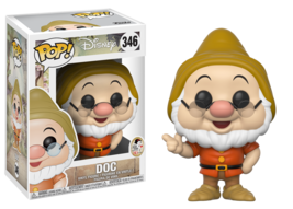 FUNKO POP! DISNEY SNOW WHITE DOC 21728 VINYL FIGURE IN STOCK NEW - $30.00