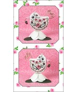 Rosebud Tweet Limited Edition 2017 Ornament Kit cross stitch Just Nan - $14.00