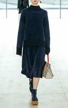 Tory Burch Lurex Sweater Skirt - $236.14