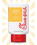 Chick-Fil-A Honey Mustard Dipping Sauce LIMITED EDITION Bottle 8 OZ - $12.22