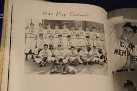Christian Brothers High School Yearbook MLB Baseball Player Ray Crone 1947 RARE - $19.55