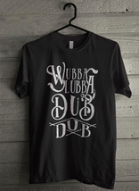 Wubba Lubba - Custom Men's T-Shirt (2532) - $19.13+