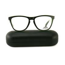 Oakley Frogskins Green  Eyeglasses OX8131-02 Demo Lens 54 17 138 - $79.80