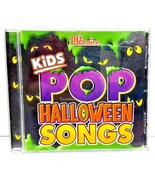 Kids Pop Halloween Songs by DJ's Choice CD 2003 Great Party Songs Free S... - $19.99