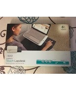 NIB - Logitech Touch Lapdesk N600 w/Retractable Multi-Touch Touchpad-939... - $55.99