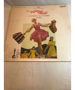 The Sound Of Music Original Soundtrack LP 1965 RCA Stereo Booklet Vinyl ... - $18.53