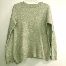 Aritzia The Group Babaton Gray Fuzzy Sweater Womens M - ₹2,393.93 INR