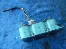 Battery amp volt oil pressure gauge cluster 1976-79 Toyota SR5 Sport Cou... - $116.86