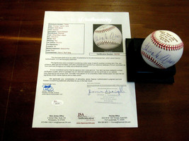 HANK AARON HOME RUN 715 BRAVES AUTO SIGNED LIMITED EDITION OML BASEBALL ... - $494.99