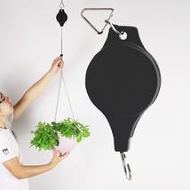 2/4Pcs/Set Garden Flower Plant Baskets Pot Hanging Basin Retractable Hoo... - $24.80