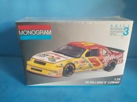 Monogram Model Sealed 1994 Terry Labonte #5 Kellogg's Lumina 1/24 Skill ... - $18.69
