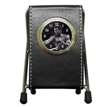 Memorabilia Muhammad Ali Leather Pen Holder Des... - $15.89